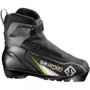 Ботинки лыжные SALOMON COMBI JUNIOR Prolink 17/18, арт.399210