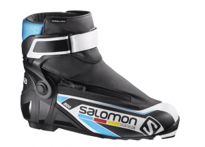 Ботинки лыжные SALOMON SKIATHLON Junior Prolink 17/18 арт. 391331