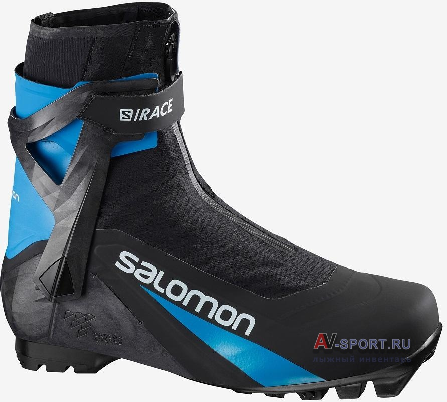Ботинки лыжные SALOMON S/RACE CARBON SKATE Prolink 20/21 арт.  411583